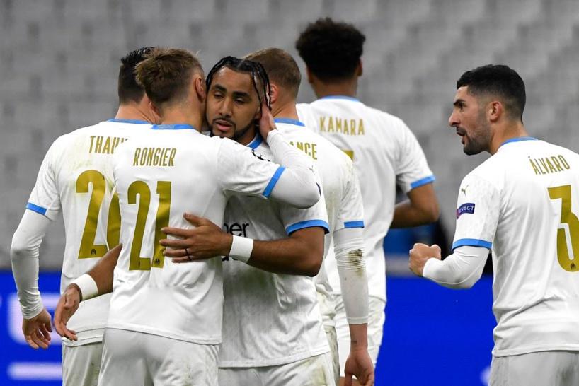 Ligue des champions: l'OM remporte son 1er match et reste en course pour l'Europa... tous les résultats de la soirée