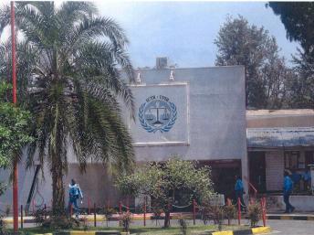 Les bureaux du Tribunal pénal international pour le Rwanda (TPIR) à Arusha, (2003). (CC)/Tomsudani/Wikipédia