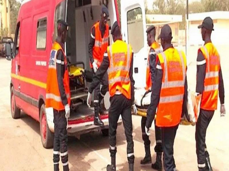 Grave accident sur l'avenue Lamine Guèye ( Dakar) : un mort et plusieurs blessés dont 2 graves