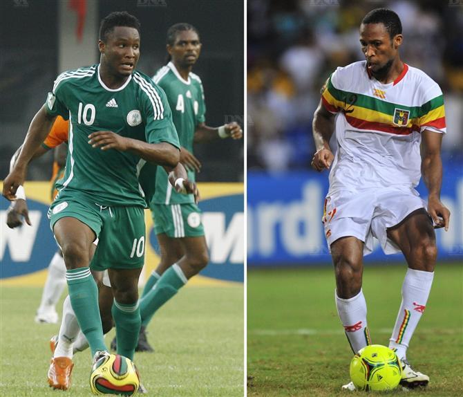 Mali - Nigeria : un choc de titans en demi-finale