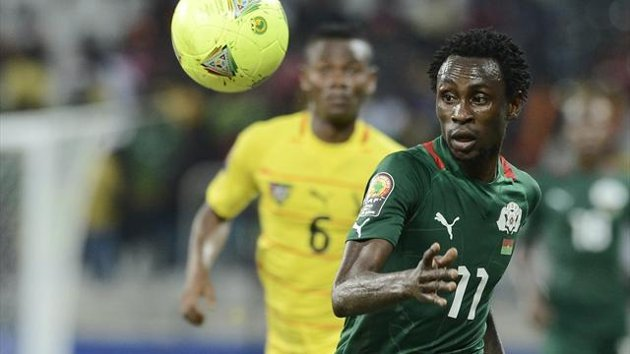 "CAN 2013 Ghana vs Burkina Faso - Pitroipa: ""On aimerait bien écrire l'histoire"""