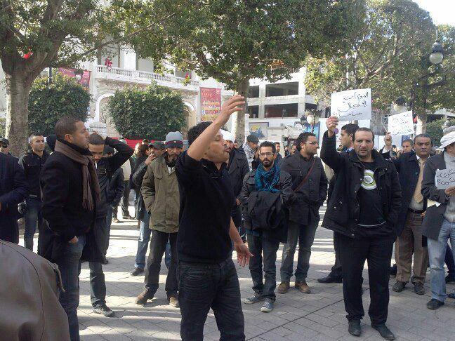 Les Tunisiens en colère après l'assassinat de l'opposant Chokri Belaïd