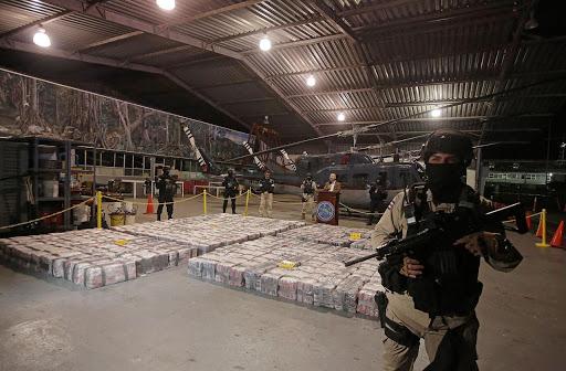 Costa Rica: 2,5 tonnes de cocaïne saisies par les autorités