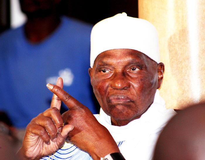 Décès de Pape Bouba Diop: Wade ordonne la suspension de toutes les rencontres du PDS prévues ce week-end
