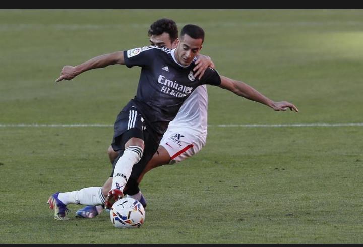 Liga: le Réal se relance difficilement à Séville (1-0)