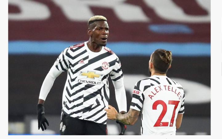 Premier League: Mau U bat West Ham 3-1