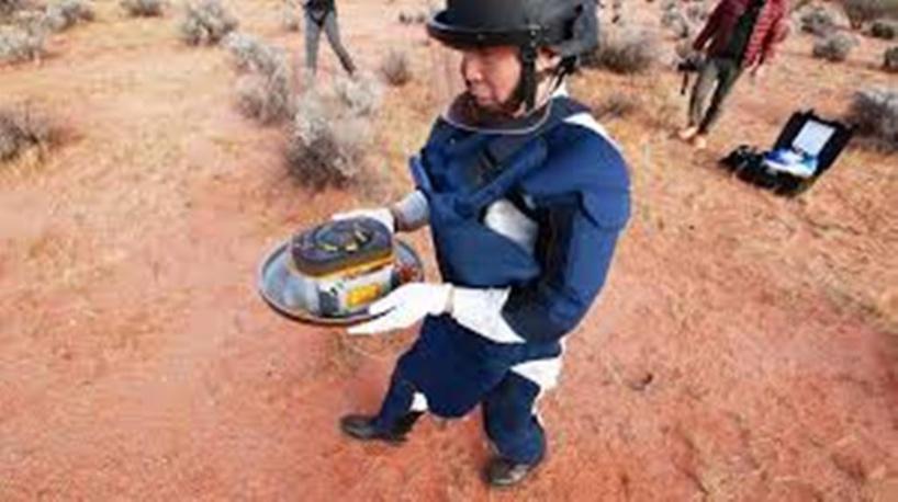 La sonde japonaise Hayabusa-2 rapporte aux Terriens des poussières d'astéroïde