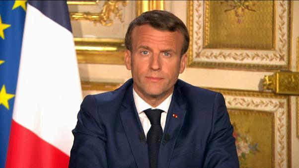 Égypte: Emmanuel Macron plaide pour «une ouverture démocratique» et «une société civile dynamique»