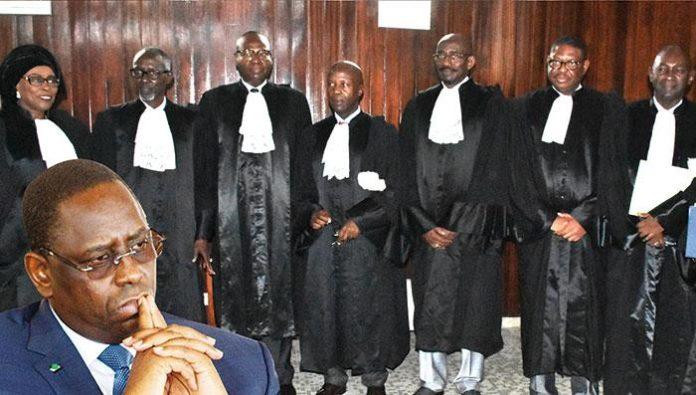 """3e mandat: """"Le Conseil constitutionnel ne craint pas de critiques, car c'est le propre d'une juridiction"""" (magistrat)"""
