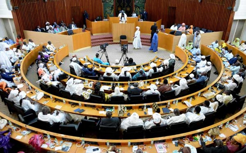 Assemblée nationale : le budget 2021 du ministère des Infrastructures, arrêté à plus de 227 milliards de F Cfa