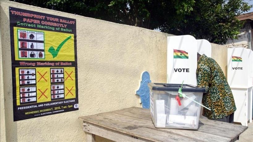 Les Ghanéens dans l'attente des résultats de la présidentielle et des législatives