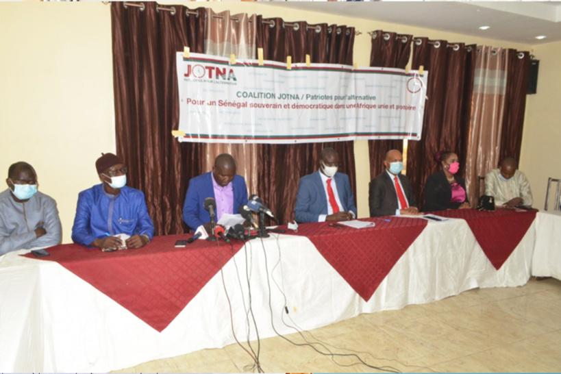 Elections Locales:  La Coalition Jotna prévient l'Etat qu'elle ne saurait accepter un 3e report !