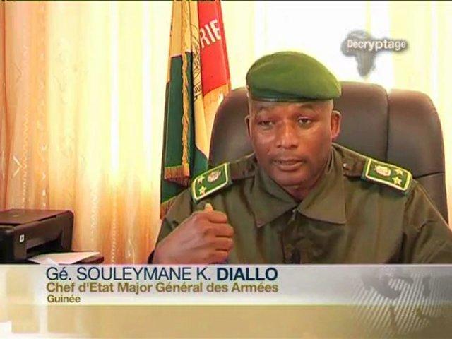 Crash d'hélicoptère à Monrovia : La Guinée perd son chef d'état-major des armées