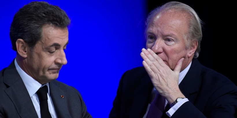 Financement libyen de la campagne de Sarkozy: l'ex-ministre Brice Hortefeux mis en examen