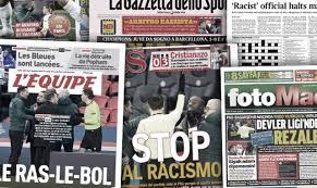 La presse européenne choquée après l'incident raciste survenu lors du match PSG-Istanbul Basaksehir