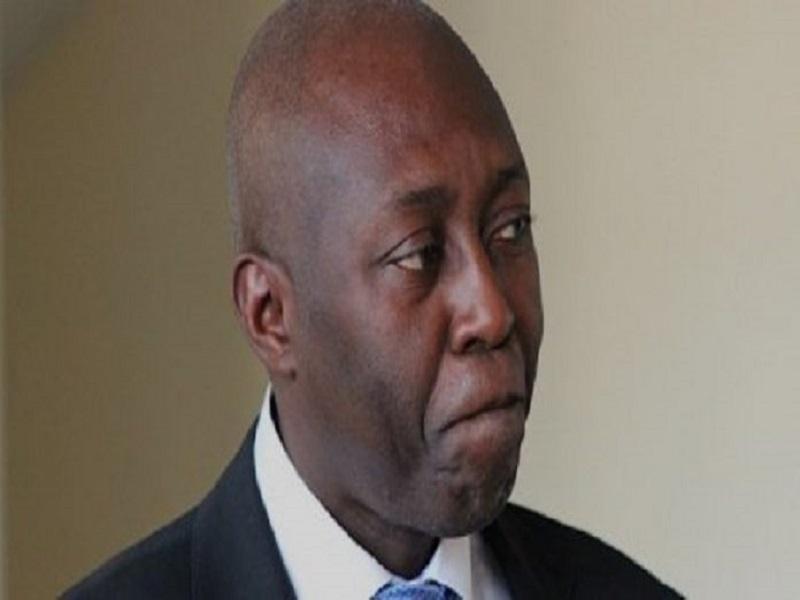 Covid-19 : le député Mamadou Lamine Diallo testé positif