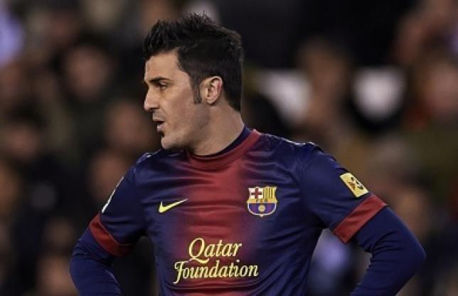 FC Barcelone: David Villa hospitalisé