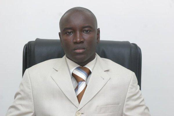 Aly Ngouille Ndiaye, ministre de l'Energie et des Mines