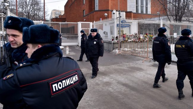 Attentat suicide dans le Caucase russe: six policiers blessés (Comité national antiterroriste)