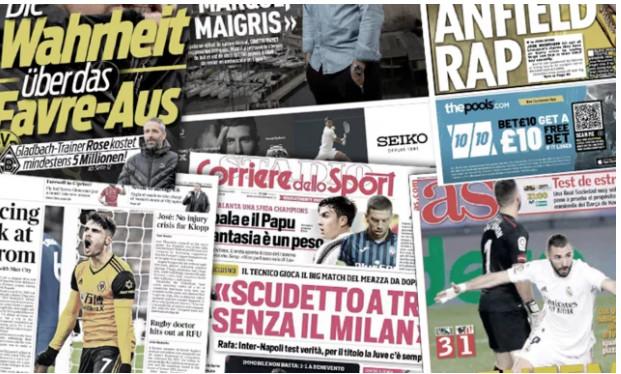 La nouvelle sortie fracassante de Mourinho sur Liverpool, Benzema encensé par la presse espagnole