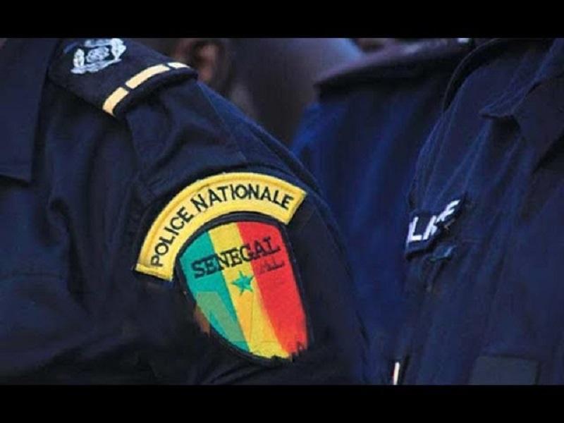 Délinquance au Sénégal : 5674 individus interpellés par la police au mois de novembre