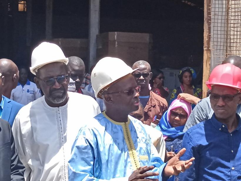 Modou Diagne Fada, Directeur général de la Sonacos