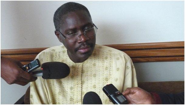 Ndiaga Gueye, ancien Directeur des Pêches du Sénégal, actuellement fonctionnaire FAO