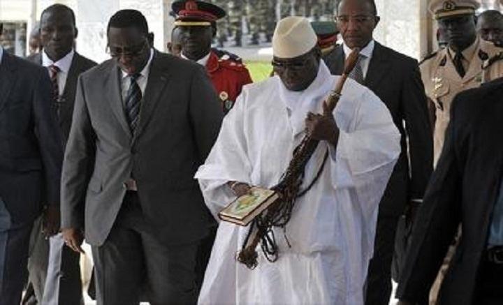 Macky Sall invité d'honneur de Yaya Jammeh : un signe de décrispation des relations entre Dakar et Banjul?