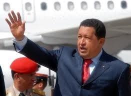 Hugo Chavez de retour au Venezuela