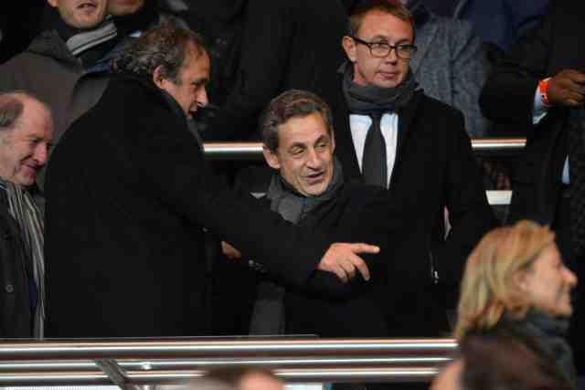 Michel Platini, Nicolas Sarkozy, le Qatar et l'Euro 2016