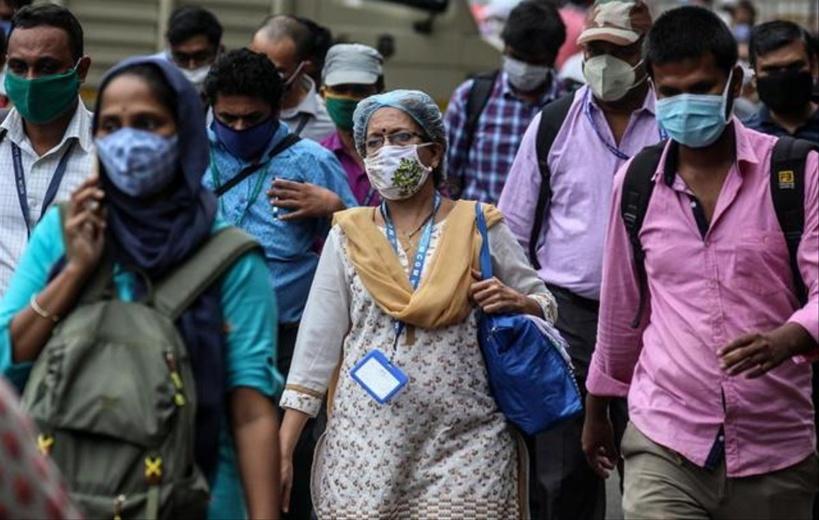 L'Inde a dépassé la barre des 10 millions cas confirmés de Covid-19