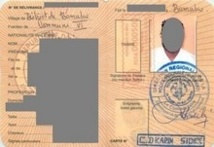 État civil : La carte d'identité civile à 15 000 F CFA à Mopti