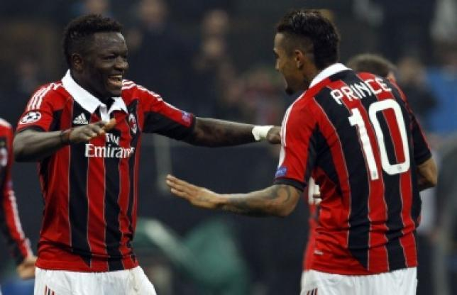 AC Milan / FC Barcelone (2-0) : Milan se prend à rêver