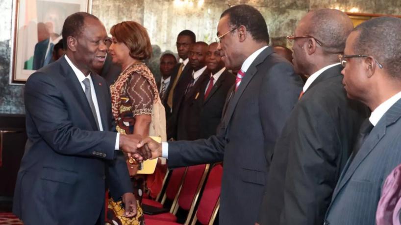 Dialogue en Côte d'Ivoire: un premier contact avec toutes les forces de l'opposition