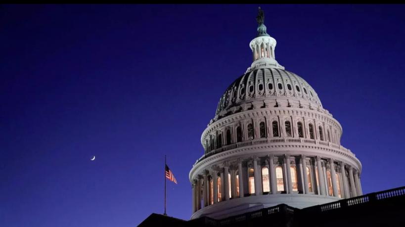 Etats-Unis: le Congrès approuve le plan de relance de 900 milliards de dollars