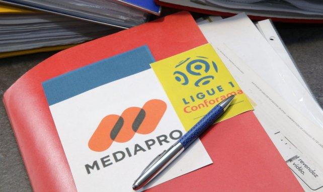 Ligue 1: Mediapro rend les Droits Tv à la LFP