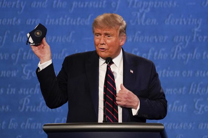 Crise sanitaire: Donald Trump rejette le plan de relance du Congrès américain