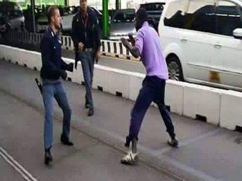 Argentine: une bataille rangée entre marchands sénégalais et policiers fait 3 blessés