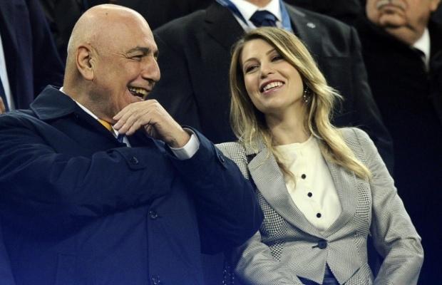Adriano Galliani - Barbara Berlusconi