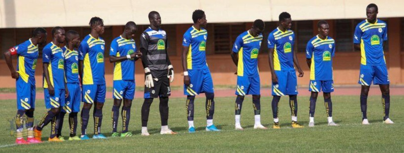 Compétitions interclubs: Teungueth FC et Jaraaf de Dakar en ballotage défavorable