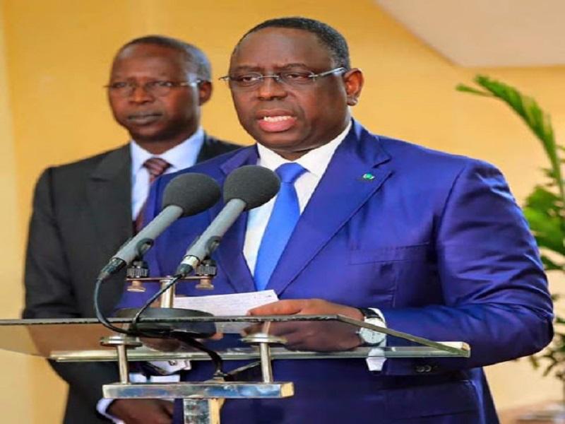 """Décès de Pierre Ndiaye: Macky Sall """"salue la mémoire de l'un des meilleurs statisticien-macroéconomistes du pays"""""""