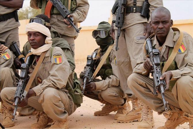 Mali : 13 soldats tchadiens et 65 jihadistes tués dans le nord du pays