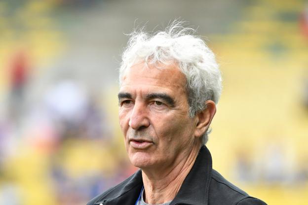 Raymond Domenech s'est engagé avec le FC Nantes