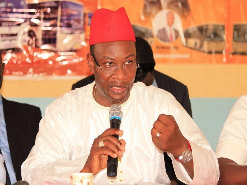 """Me Moussa Diop tacle Idrissa Seck: """"Je ne souhaite pas parler des personnes qui n'ont aucune parole"""""""