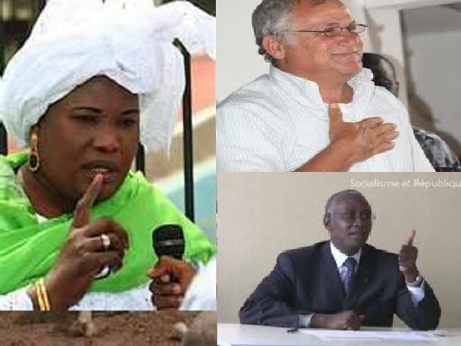 Parti Socialiste : Tanor revigore ses ministres et encourage Barthélémy Dias