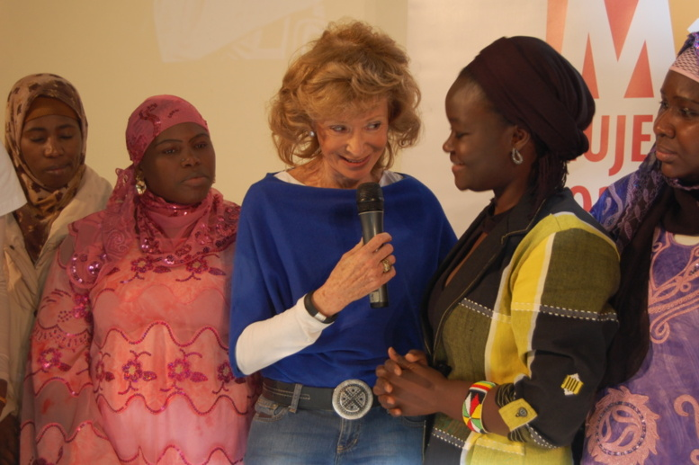 Shula Ndiaye met sur pied « la Fondation Shula »