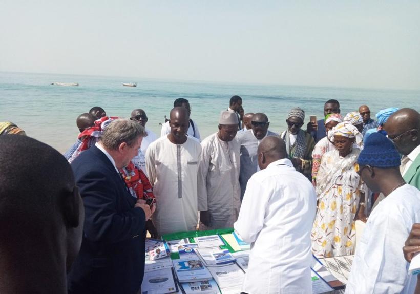 Gouvernance de la Pêche: le projet Dekkal Geej en croisade contre la pêche INN