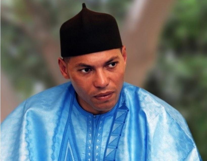 Message du Nouvel An: Karim Wade tire sur Macky et appelle le PDS à l'union pour 2022