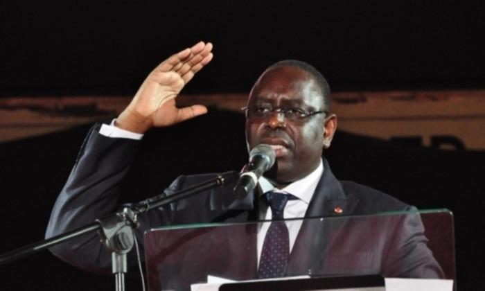 "Locales 2014 : Macky SALL, ""il n'est pas question qu'on perde Dakar"""