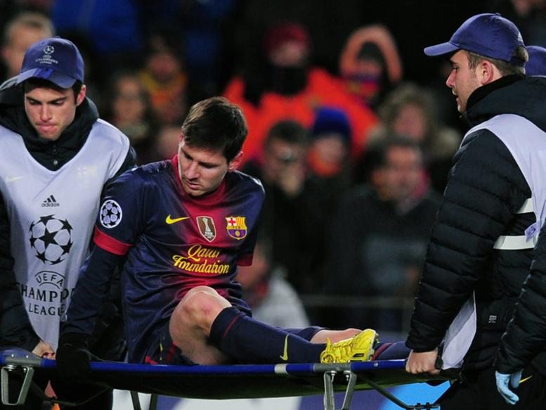 Barcelone : après une correction du Réal Madrid, Messi attrape une fièvre